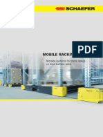 Mobile Racking Systems Sml