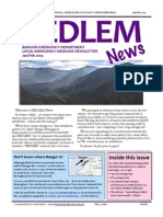 Bangor Emergency Department Newsletter Jan Feb 2014 Lo-Res Version