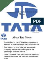 Tata Mis Project