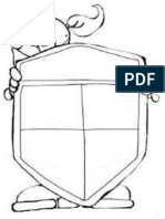 Desenho ESCUDO (Comunicação Visual)