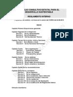 Reglamento Cceds Ver Comite Lt, Vfa, Fjm Que Envio Sds 28 Ags 2013