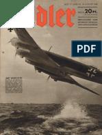 Der Adler № 17 1942