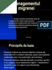 Managementul migrenei