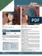 Bernat SofteeChunkyweb8 Cr Hat.en US