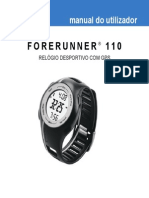Manual Forerunner 110 Garmin