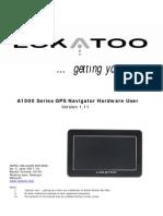 A1000 Hardware User Manual Ver1.11(1)