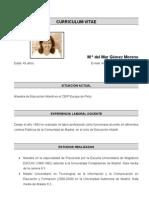 Curriculum Final