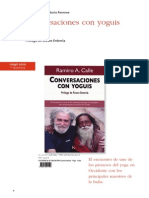Conversaciones Yoguis Dossier