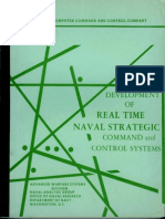 Development of Real Time Naval Strategic Command and Control Systems Dec65