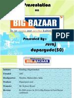 Bigbazar Service Mgmt