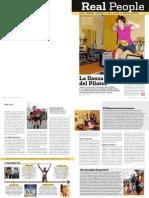 Runners Magazine Article
