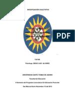 Copia de Investigacion Cualitativa 2 - Sin Catalina