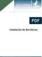 Curso Avanzado Instalación de Servidores