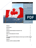Canada Job Sponsorship Plus Job Interview Guide