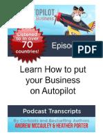 Podcast #1