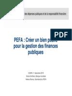 PEFA ICGFM Presentation Nicola Smithers FR