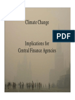ICGFM Climate Change Public Finance Overview Adrian Fozzard