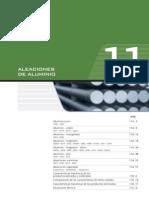 Aleaciones de aluminio y sus equivalencias en las normas internacionales