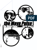 The Maya Pulse - Volume 3, Issue 4