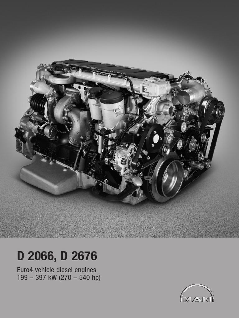 diesel engines for vehicles d2066 d2676 fuel injection diesel engine rh scribd com Manual Fan Manual Fan