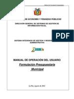 Manuals f Pm 2012
