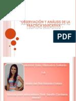 OBSERVACIÓN Y ANÁLISIS DE LA PRÁCTICA EDUCATIVA.pptx