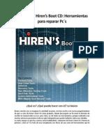 Manual de Hiren BootCD