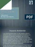 Mitigación de daños Ambientales en construcción de Obra