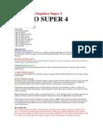 R Fertilizante Orgánico Súper 4
