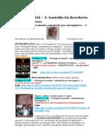 Crónica Nº 164 - A Austrália foi descoberta por portugueses
