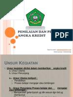 Penilaian Dan Penetapan Angka Kredit(Edit)
