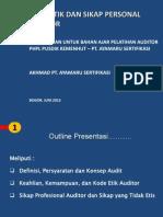 Etika Auditor