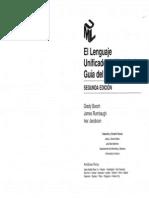 Lenguaje Unificado de Modelado - Grady Booch