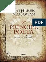 El principe poeta - McGowan, Kathleen.pdf