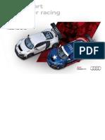 Audi Sport customer racing 2014 (GB)