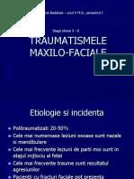 Traumatisme Maxilo-faciale Stagiul 5