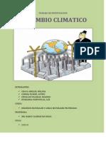 Respuestas Al Cambio Climatico