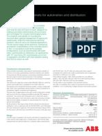 Descripcion Tecinca Tableros de Distribucion PDU DC