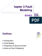 Ch3.Fault Modeling