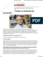 Vicente Pallardo Entrevista