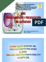 6 MHC y Procesamiento