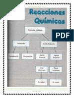 PACERIZU-PUBLICACIONES REACCIONES QUÍMICAS