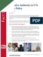 Fact Sheet- Executive Authority in Trade