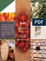 ENGLISH Recruitment Brochure - Outside Trifold