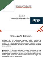 Sesion01 Gobierno y Funcion Publica