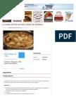 Ricetta La Pizza Fatta in Casa Come in Pizzeria | Pizza