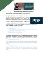 Identificación de  variables para los estudios de mercado_tecnico