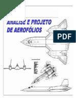 Análise e projeto de Aerofólios