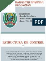 Estructura de Control If