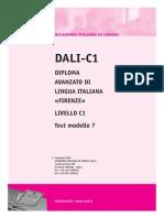 AIL DALI-C1 Test Modello 7
